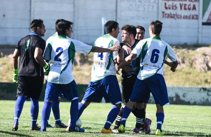 El partido terminó 2 a 1 en favor de Rincón.