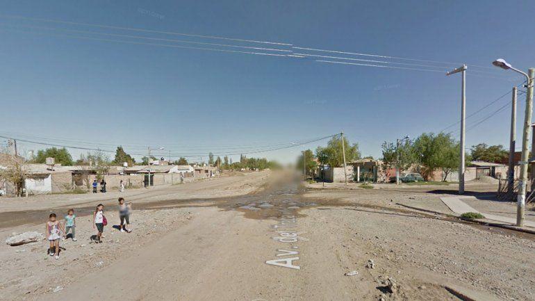 Avenida del Trabajador y Casimiro Gómez.