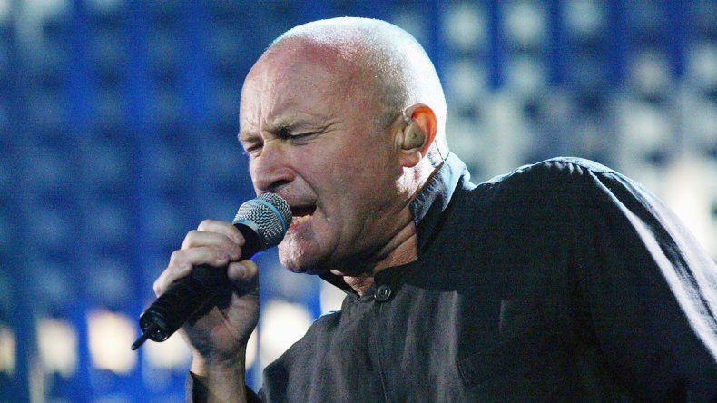 El ex cantante de Génesis volverá a grabar después de 13 años.