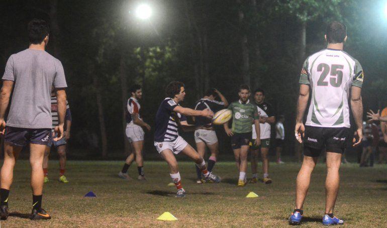 El Verde busca volver a la elite del rugby regional.