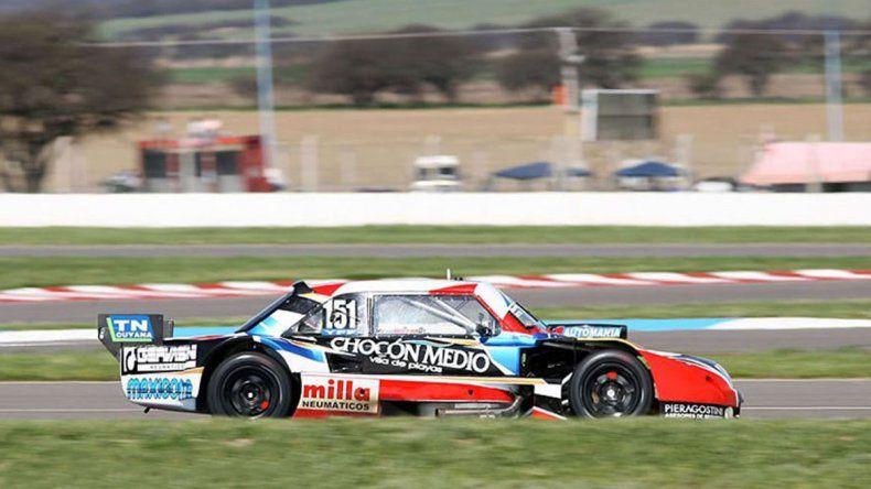 Manu Urcera logró el segundo puesto en Mendoza