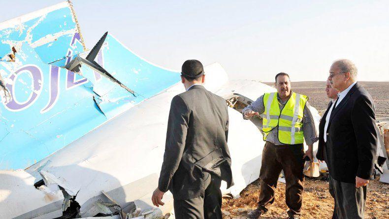 Los restos de la nave fueron encontrados cerca del aeropuerto de partida. El avión tenía como destino San Petersburgo