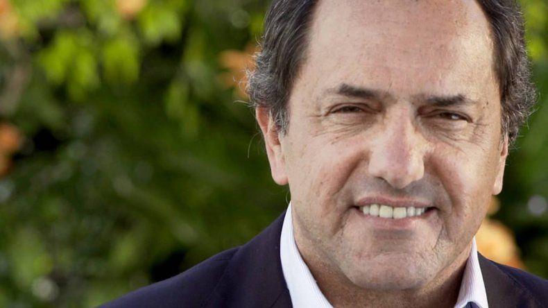 Scioli: Macri propone un gobierno para el poder económico
