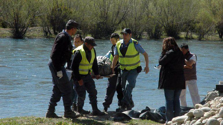 Un hombre murió ahogado en el río Chimehuín