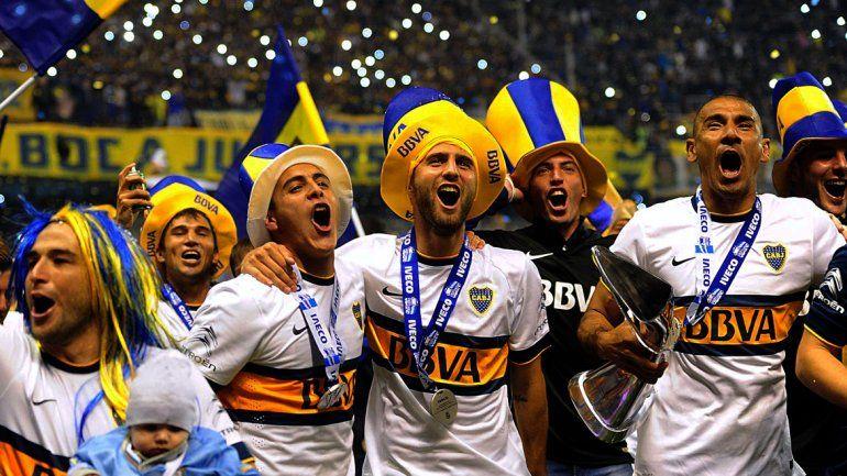 Boca está de fiesta. El Xeneize vuelve a reinar en el fútbol argentino tras cuatro años.