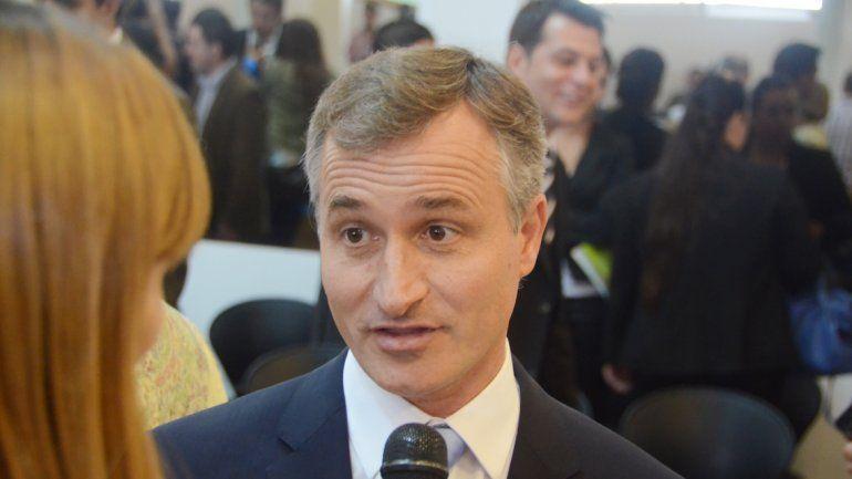 El presidente del Deliberante destacó la salud financiera municipal.