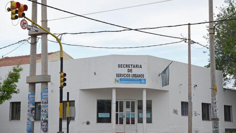 El predio donde funciona la Secretaría de Servicios Urbanos era la sede del antiguo matadero.