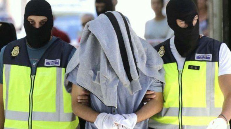 Detuvieron en Madrid a tres yihadistas dispuestos a atentar