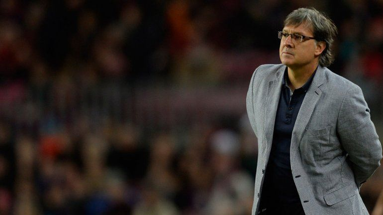 Martino sigue sumando bajas para las Eliminatorias