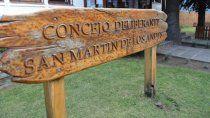 san martin: el concejo trata un aumento del colectivo