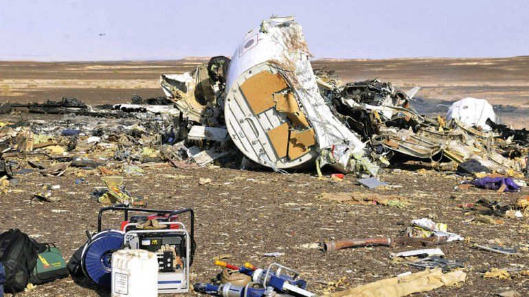 Descartan una falla técnica o humana en la caída del avión ruso