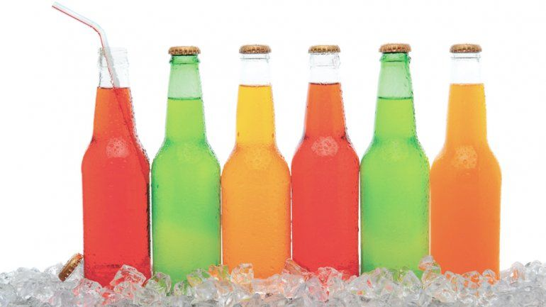 Bebidas azucaradas.
