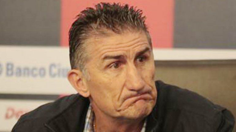 Bauza quiere dejar al Ciclón dentro de la Libertadores 2016.