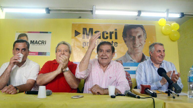 En el partido provincial