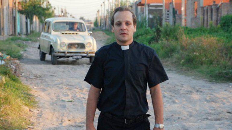 El actor argentino tuvo la tarea de encarnar al desconocido Jorge Bergoglio
