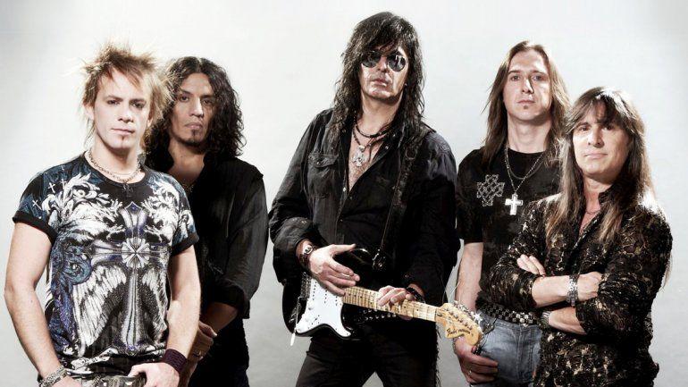 Noche eléctrica con lo mejor del metal rock