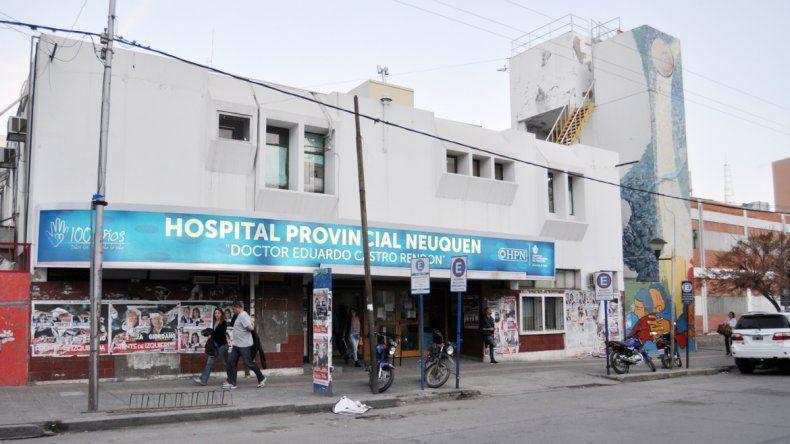El joven terminó internado en el hospital Regional tras el ataque en Avenida del Trabajador y Jujuy.