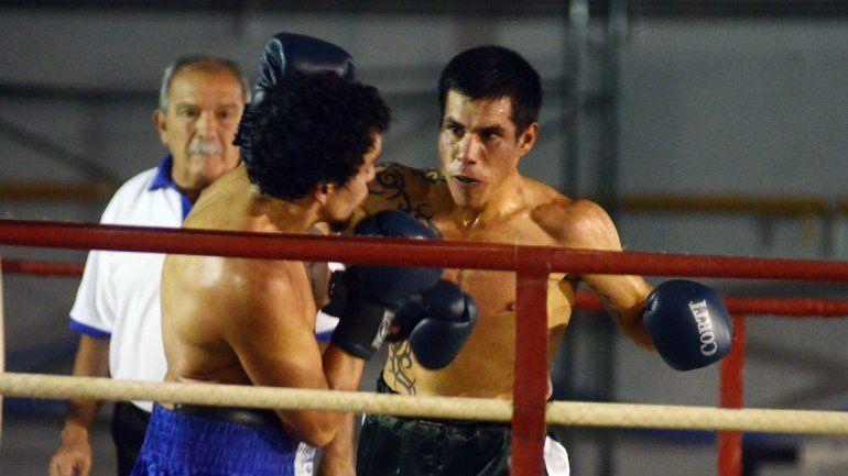Pablo Castillo busca la revancha ante Diego Pereyra.