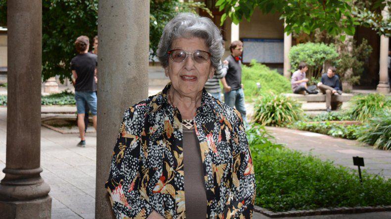 Delia Giovanola, la abuela que recuperó al nieto 118, habló en LU5