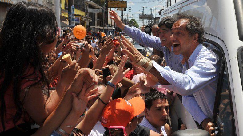 Scioli y Macri han profundizado sus campañas electorales de cara al ballotage del 22.