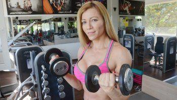 Para Marina Gatica y Romina Reggiani, todo pasa por la rutina y la disciplina.