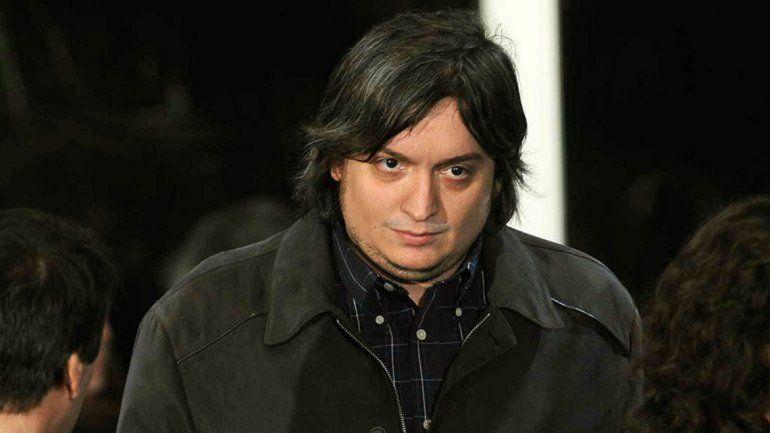 Máximo Kirchner no presenció el discurso del presidente