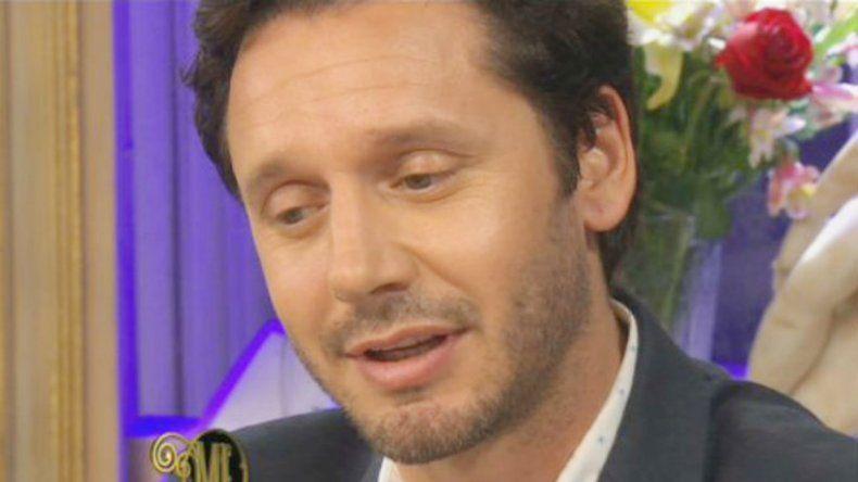 El actor chileno se hizo presente en el programa de Mirtha Legrand.