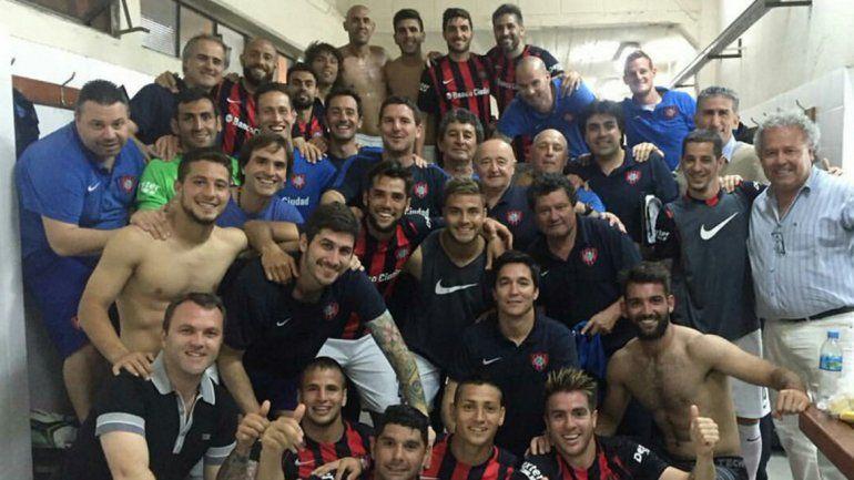 San Lorenzo venció a Rafaela y se clasificó a la Copa Libertadores