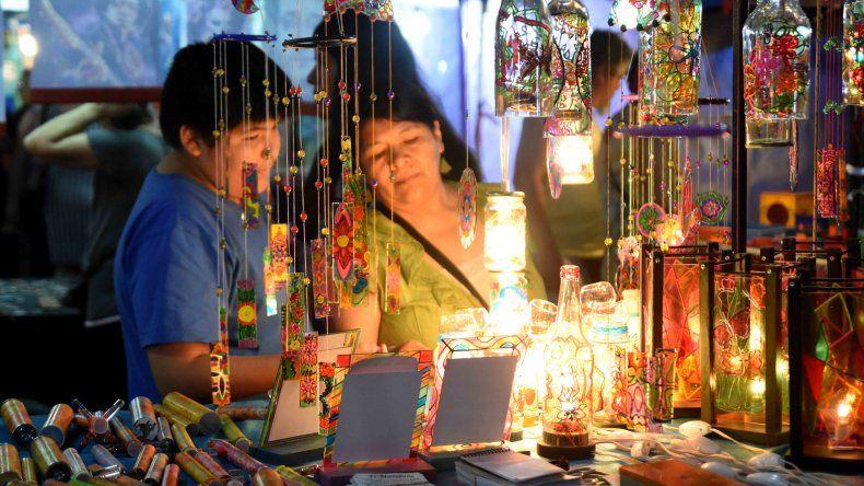El Encuentro Nacional de Artesanos en Neuquén fue todo un éxito
