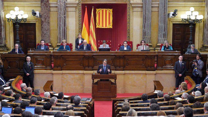 El actual presidente de la Generalidad de Cataluña