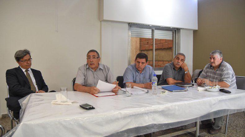 La discusión salarial es parte de la agenda de Asubpol
