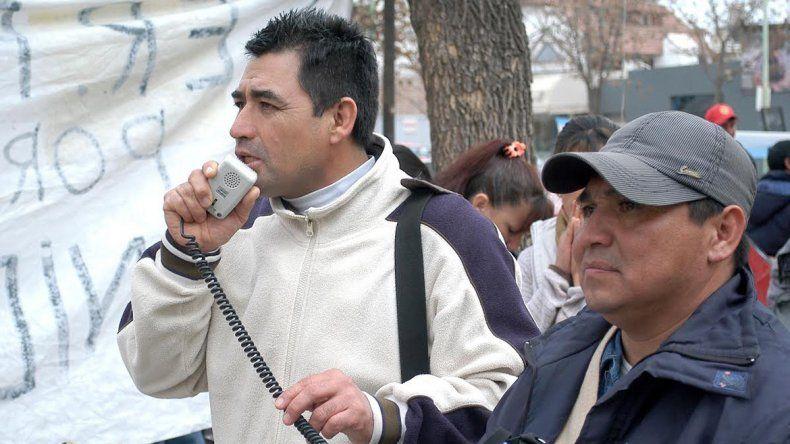 El sindicalista Meza quiere cerrar el año con 150 contratados blanqueados.