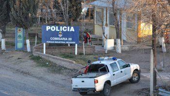 un joven murio desangrado en parque industrial tras ser baleado en la pierna
