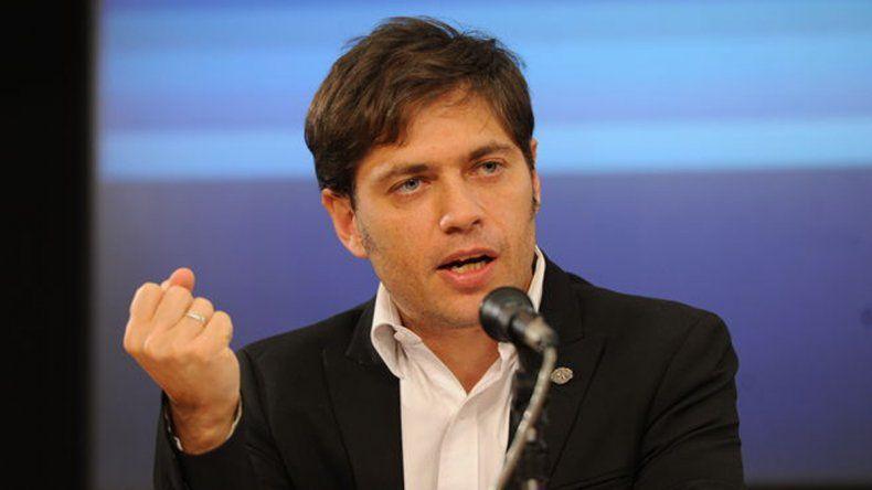 Kicillof acusó al Gobierno entrante por los aumentos
