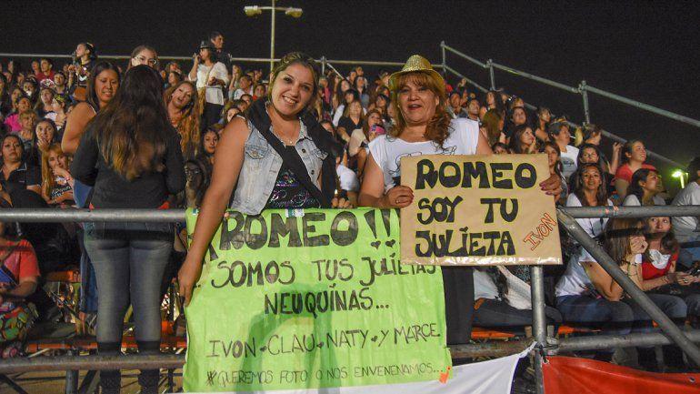 Romeo Santos hizo delirar a miles de neuquinas
