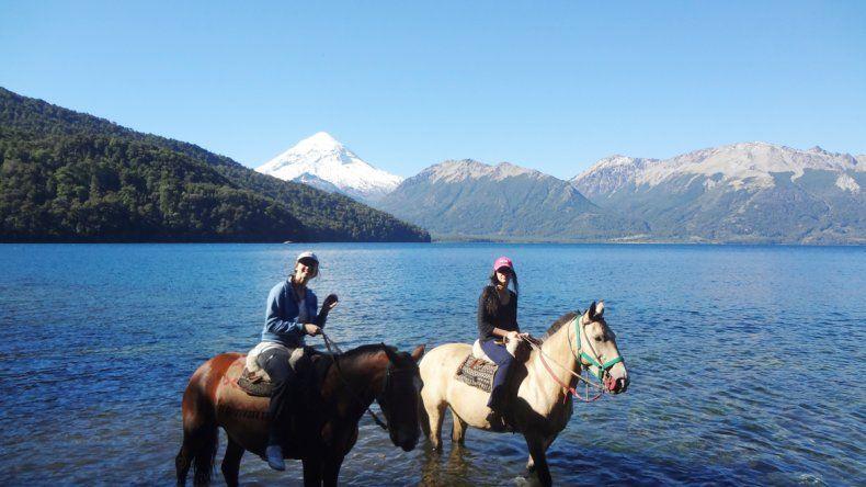 Cabalgatas y aventura