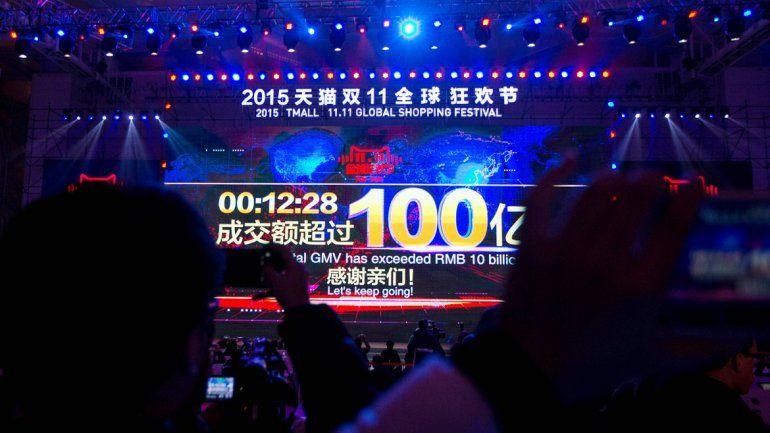 La plataforma Alibaba