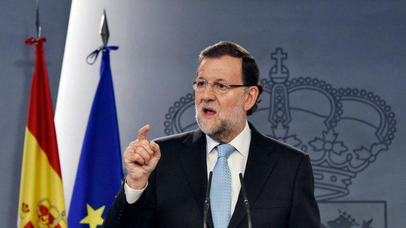 El jefe de Gobierno español