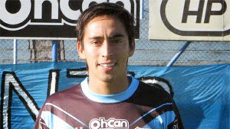 Fabián Sambueza jugó 25 partidos para Temperley y metió 3 goles.