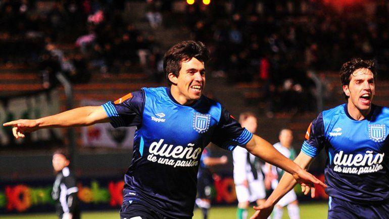 Marcos Acuña se consolidó en el equipo campeón de Diego Cocca.