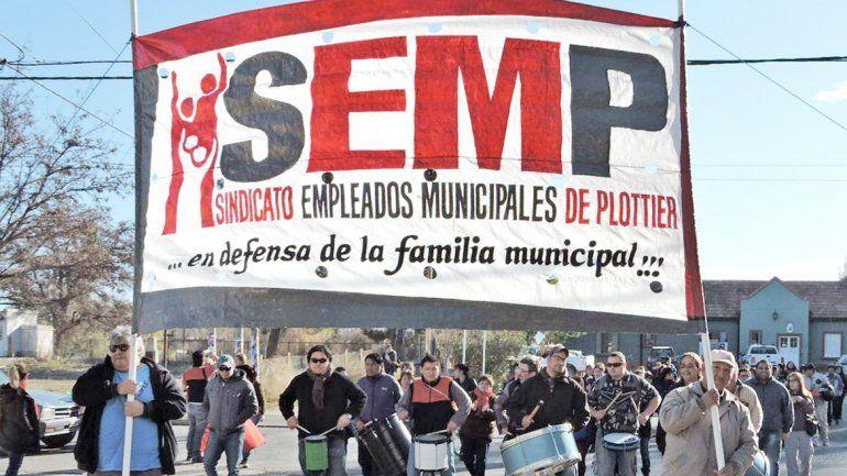 Mañana a las 19 los municipales se movilizarán nuevamente.