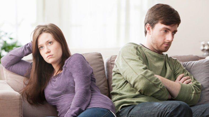 El apoyo de sus parejas es otro tema que los divide.