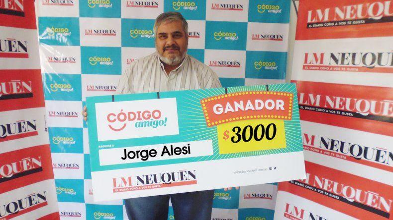 Jorge Alesi.