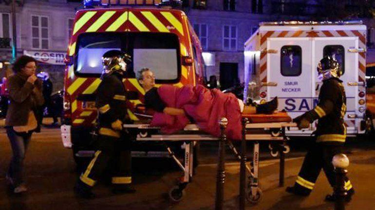 París quedó en estado de emergencia y las fronteras fueron cerradas a poco de ocurridos los ataques.