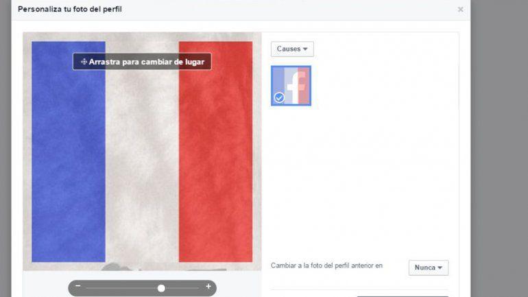 Facebook creó una aplicación para apoyar a las víctimas de Francia