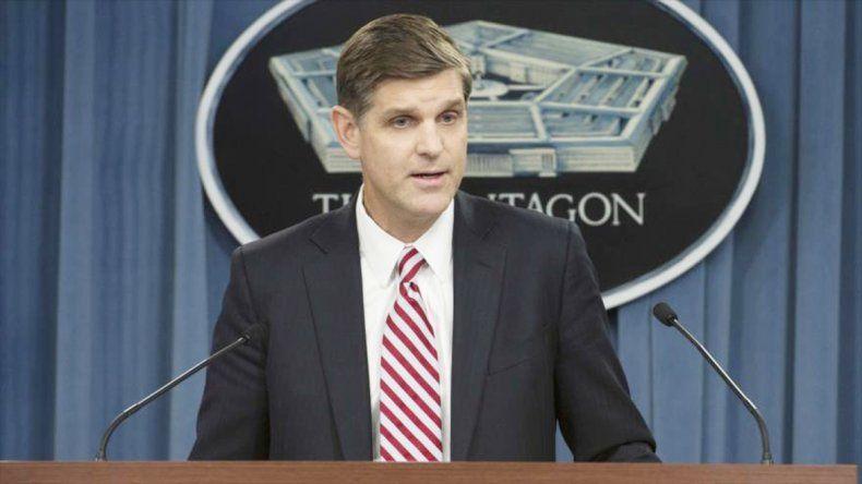 El portavoz del Pentágono