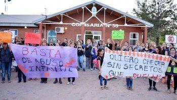 A principios de noviembre, el pueblo se autoconvocó y marchó para reclamar justicia y frenar los abusos.