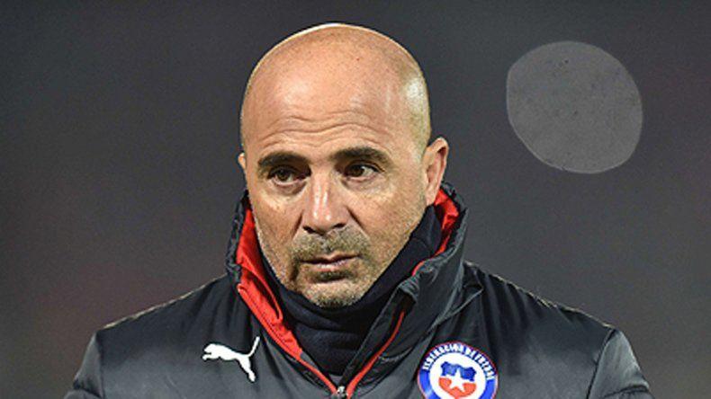 Sampaoli tiene muchas ganas de dirigir la Selección.