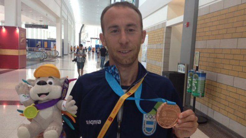 Mariano Mastromarino se clasificó a los Juegos de Rio 2016