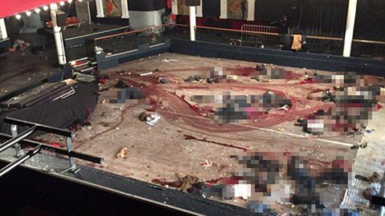 Tres chilenos murieron en Le Bataclan